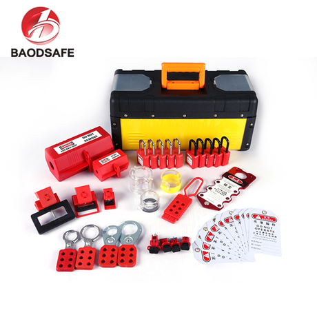 Universal Professional Safety Lockout Kit